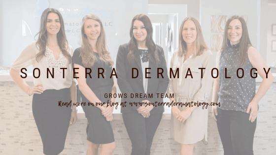 Sonterra Dermatology Team